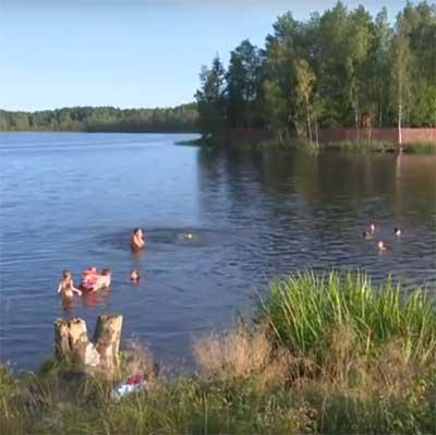 Озеро Дубенское